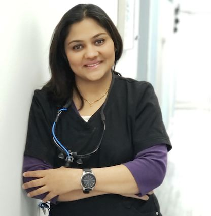 Dentist in Montgomery - Dr.Deepa Rao Nyayapathi, DMD